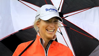Melissa Reid Beautiful Girl And Golf Player New Images Wallpapers In 2013.