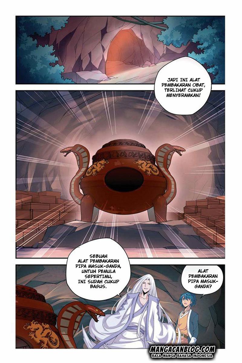Battle Through Heaven Chapter 15-11