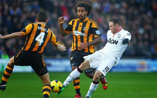 watch free highlights  Manchester United Vs Hull City