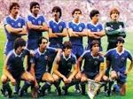 TAÇA DAS TAÇAS 1984 - FINAL EM BASILEIA CONTRA A JUVENTUS