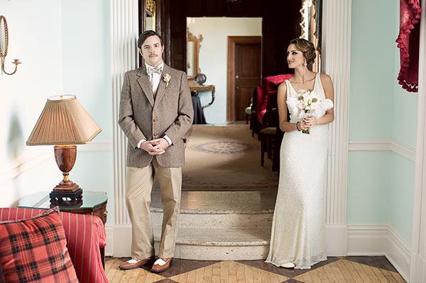 Bespoke Brides 1930s Wedding Dream Theme