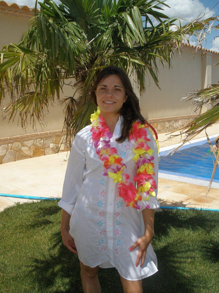 Imagenes de vestidos para una fiesta hawaiana