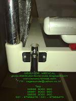 ranjang pasien 2012 murah