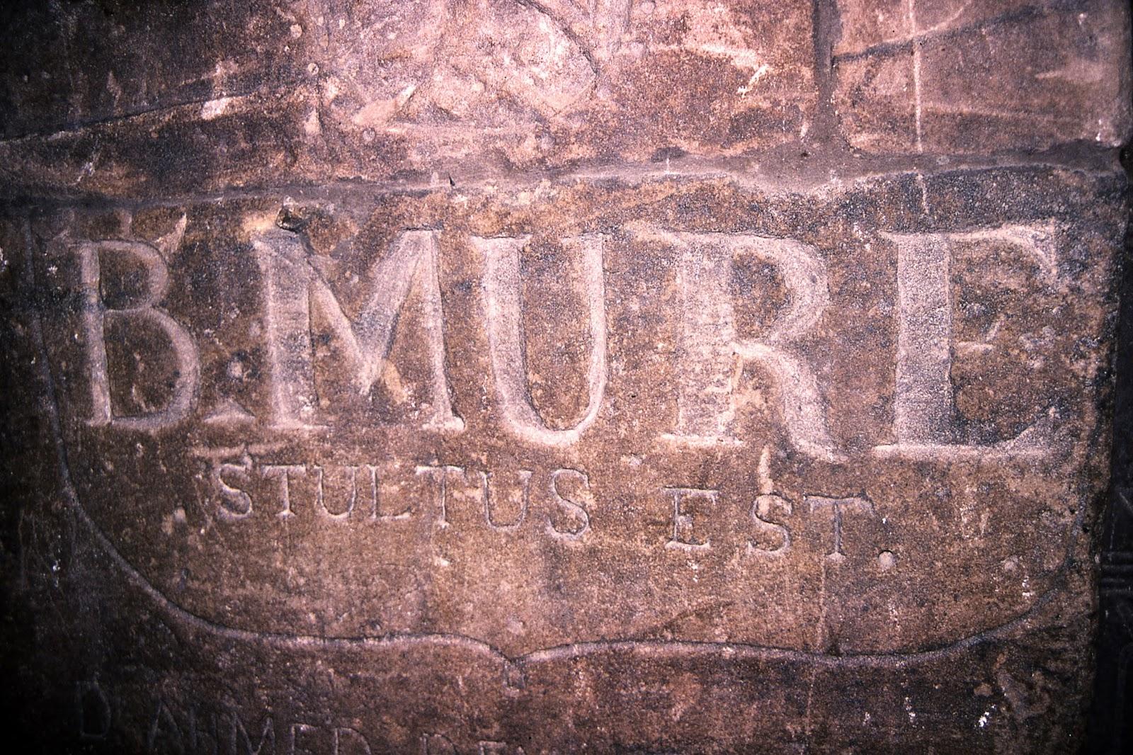 Roman Graffiti