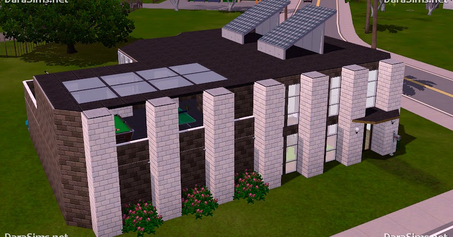 My Sims 3 Blog House For Big Family By Dara