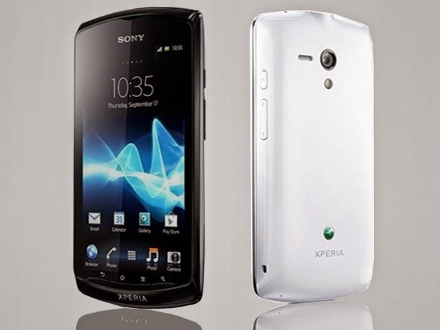 Sony, Sony Xperia, Sony Xperia Neo L MT25i