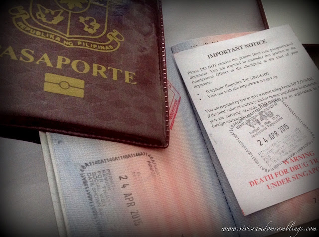 How to extend your social visa online