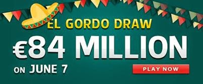 El Gordo June Draw