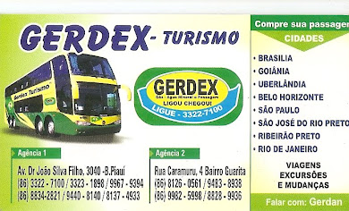 GERDEX - Turismo