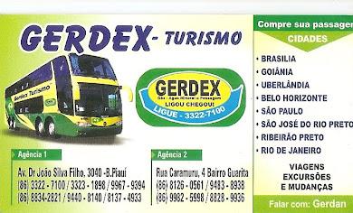 GERDEX - Turismo