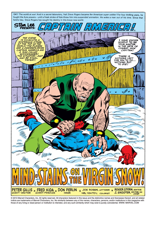Captain America (1968) Issue #239 #154 - English 2