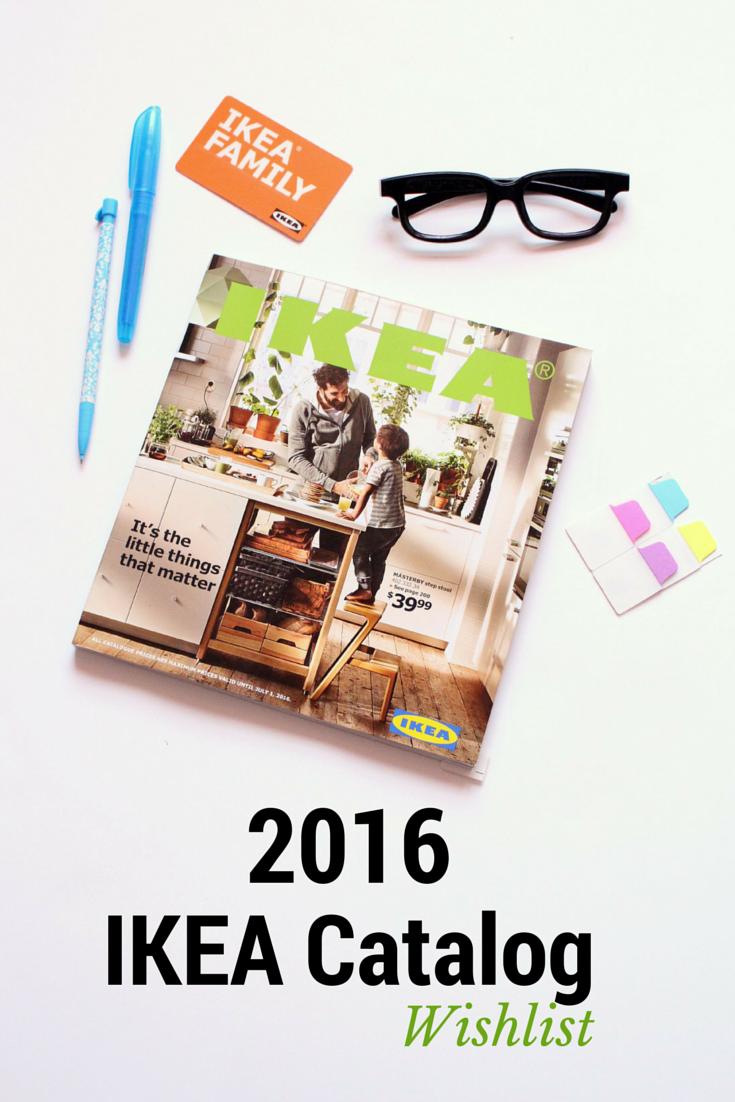 2016 IKEA Catalog