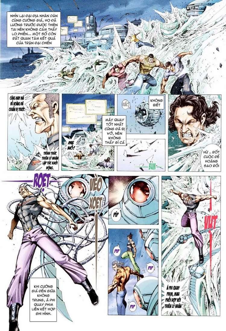 Võ Thần chap 300 Trang 26 - Mangak.info