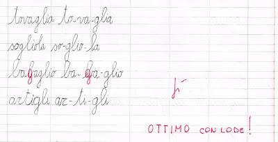 Dettato ortografico divisione in sillabe - Finestra in sillabe ...