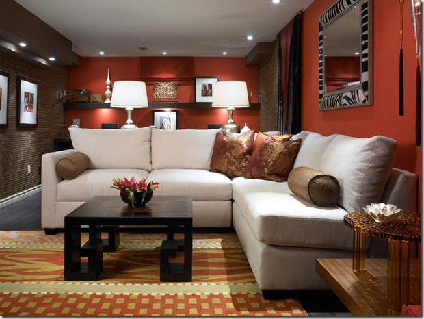 Zindut Design: Basement Decorating Pictures