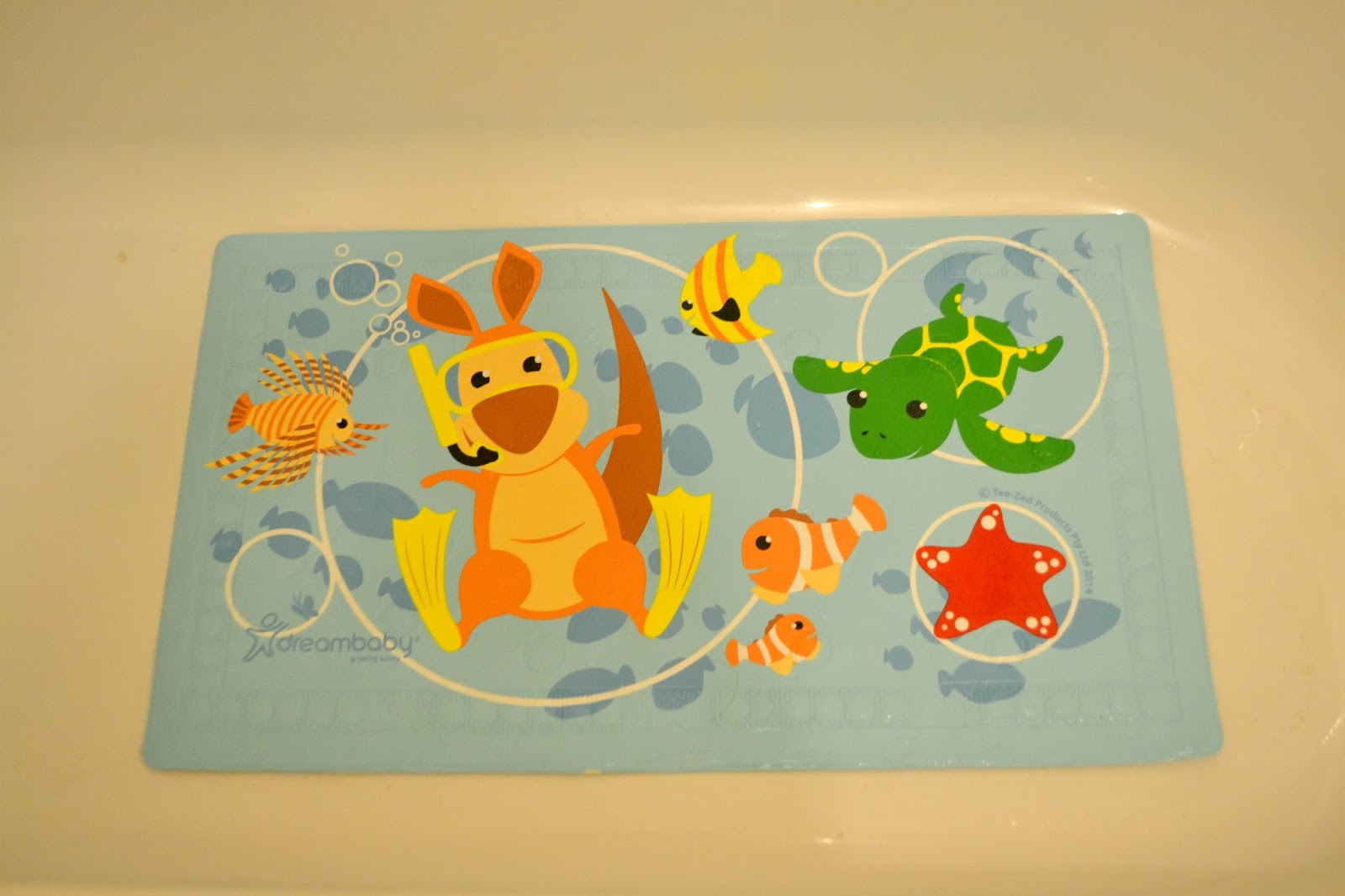 Bath Time Safety Products From Dreambaby 174 Rock And Roll