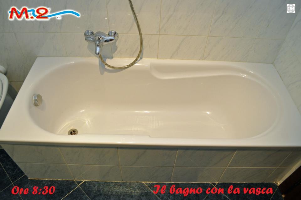 Vasca Da Bagno Usurata : Trasformazione vasca in doccia soluzione con lavatoio a pisa m