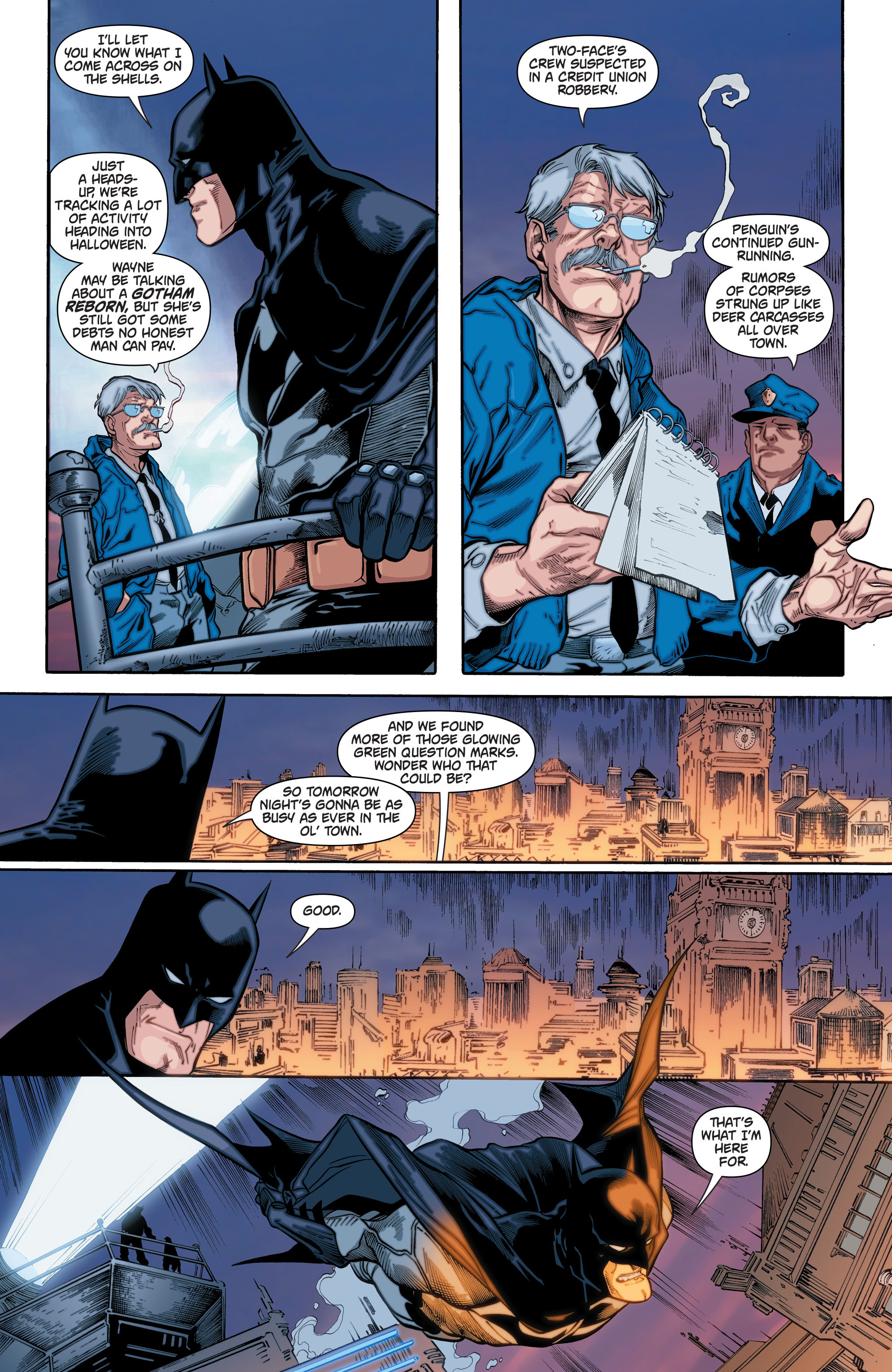 Batman: Arkham Knight [II] Issue #12 #15 - English 35