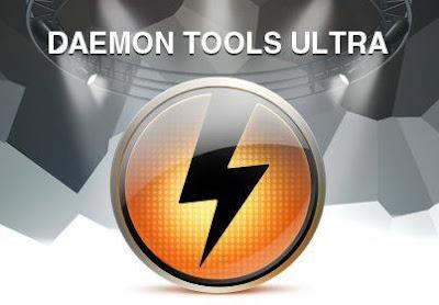 DAEMON Tools Ultra 4.0.1.425 Serial Full