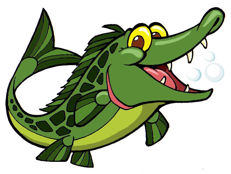 Fish Clip Art: riktoonz.blogspot.com/2011/06/fish-clip-art.html