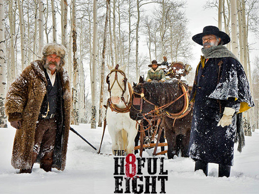 Segundo tráiler de 'The Hateful Eight', lo nuevo de Tarantino