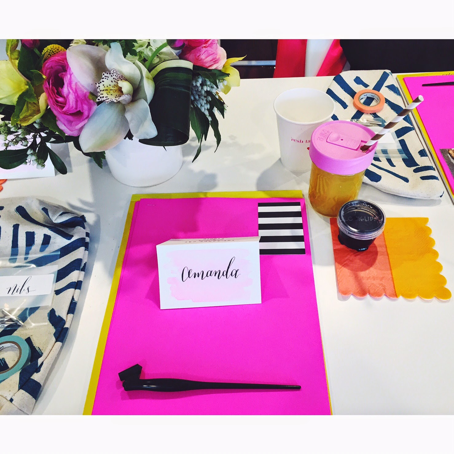 The Accessory Getting Fancy With Calligraphy And The