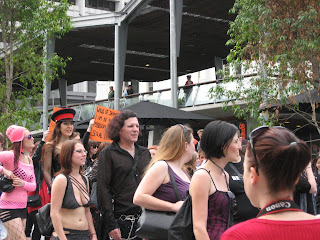SlutWalk Melbourne
