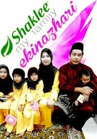 Ekin & Keluarga Shaklee