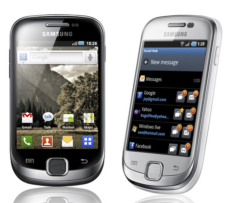Samsung GT-S5670 Android Froyo