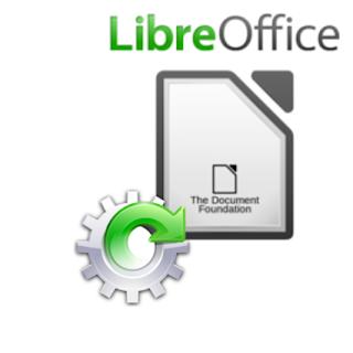 LibreOffice 5.0.4 logo