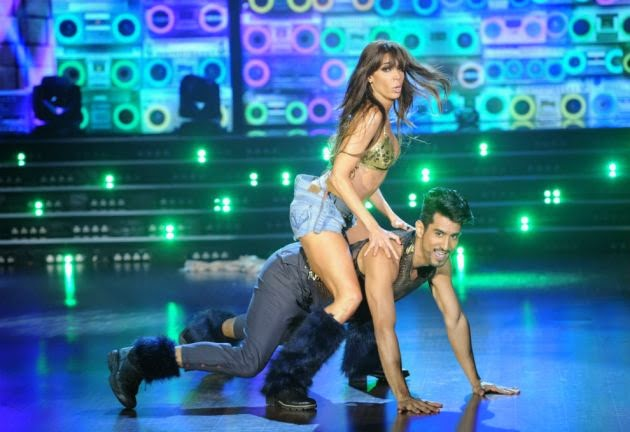 skype bailarines bailando