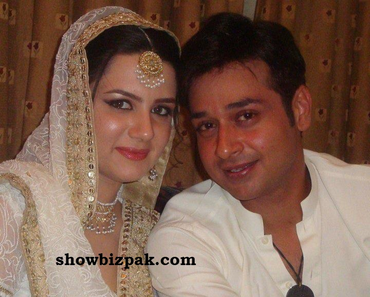 faisal qureshi wife Faysal Qureshi with wife