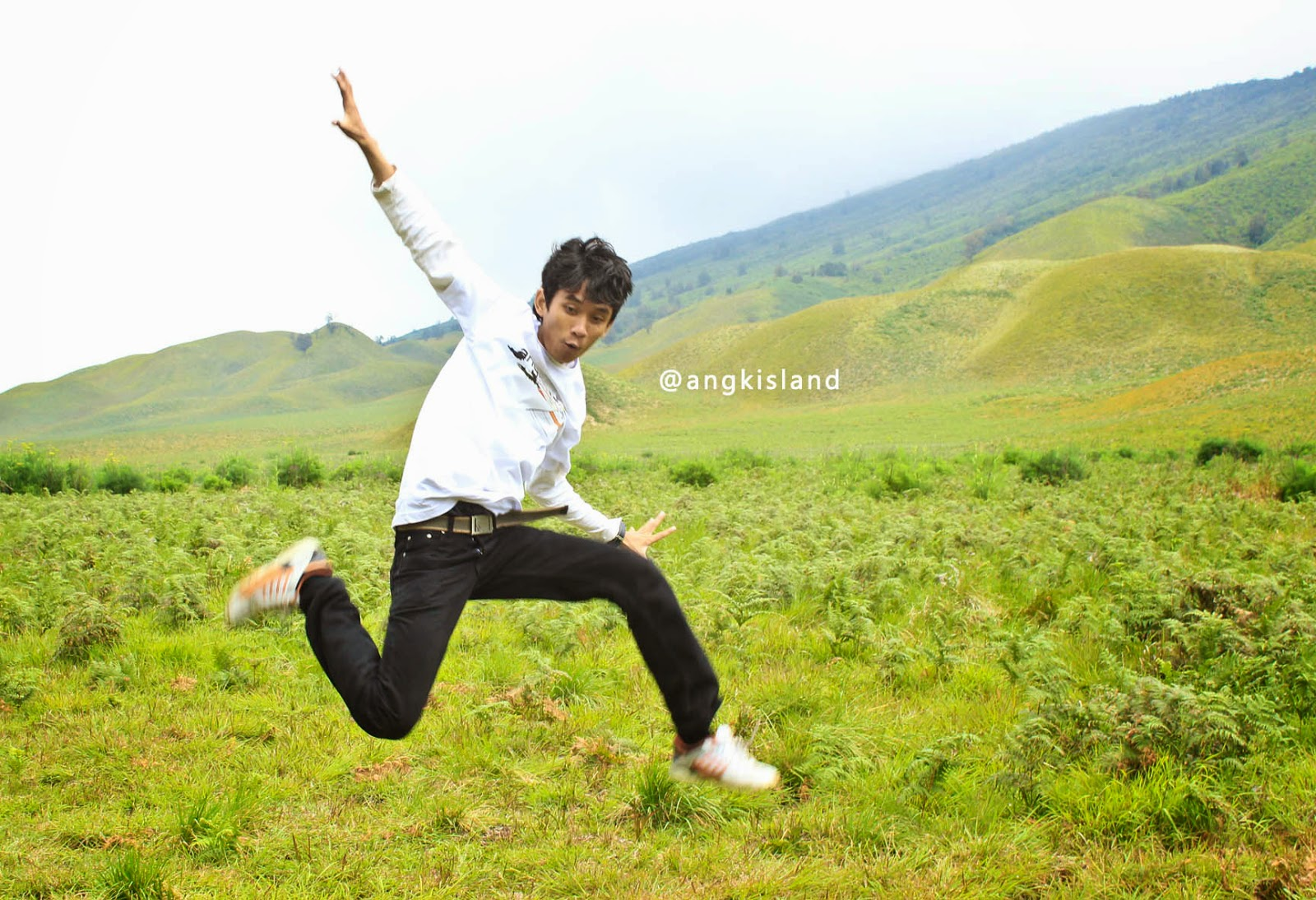 angki and jump
