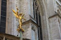 Bruxelle Statue Photo