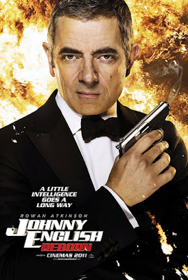 Johnny English'in Dönüşü full