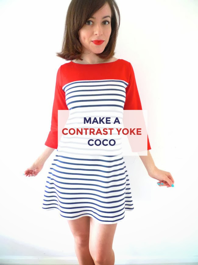 how to make a side button dress or top