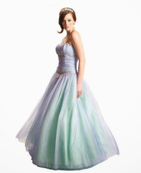Princess Prom Dresses: Cute princess prom dresses 2014