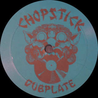 CHOP004AA Chopstick Dubplate (feat. Zanadu) -  Up In The Place :