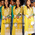 New Actress in Yellow Lace Salwar