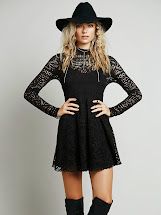 Inspiraes De Croche Lucy Vestido Free People