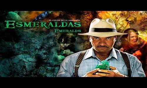 Esmeraldas, El color de la ambición capítulos completos