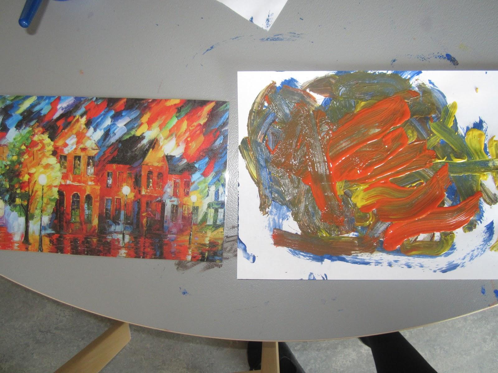 Kreativa barn: april 2013