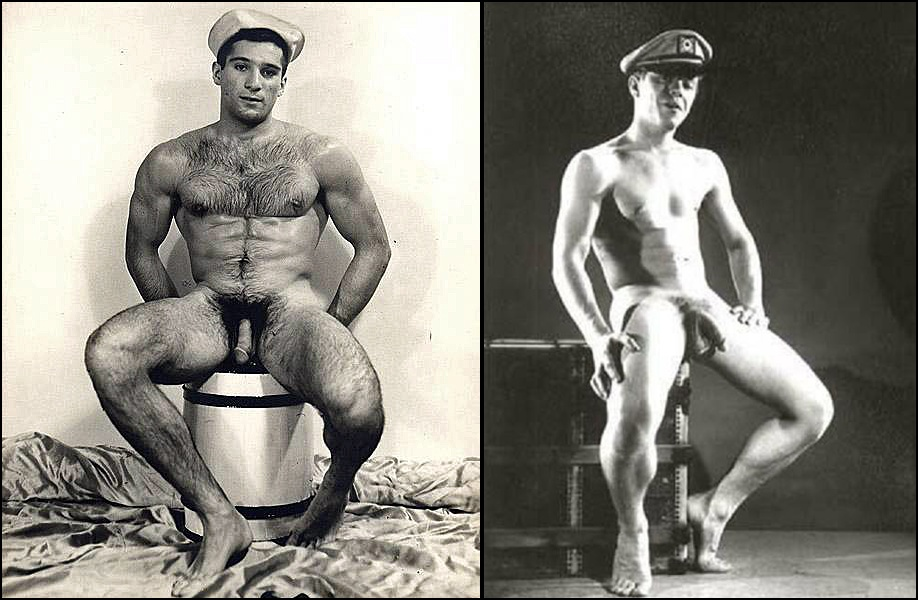 Some Hot Vintage Naked Soldier Pictures