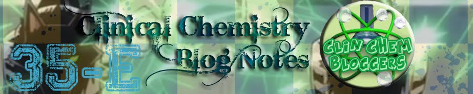 Clinical Chemistry Blog Notes 35e