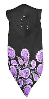 Purple Paisley neodanna