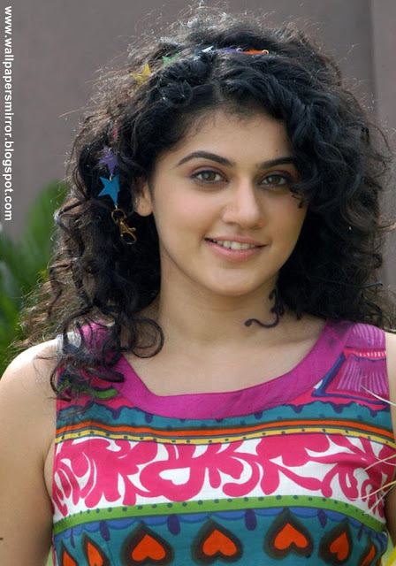 Tapsee latest hot photo shoot behind the scenes