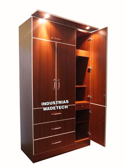 Muebles madetech industrias en lima peru en madera y for Muebles industria