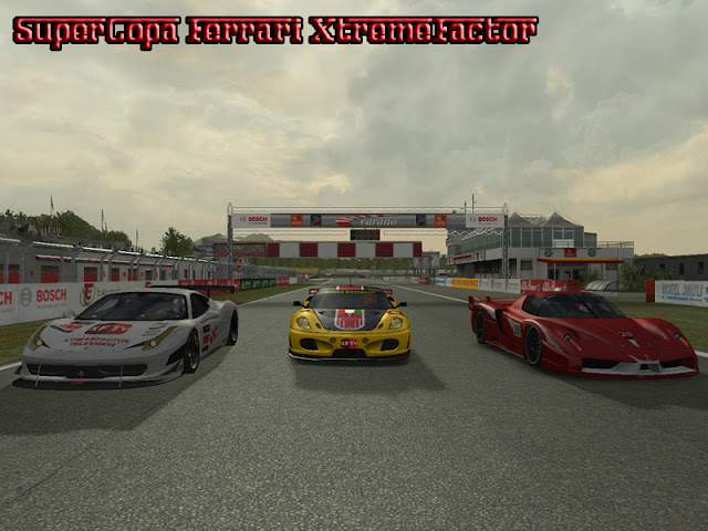 Super Copa Ferrari para rFactor