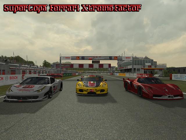 Super Copa Ferrari para rFactor