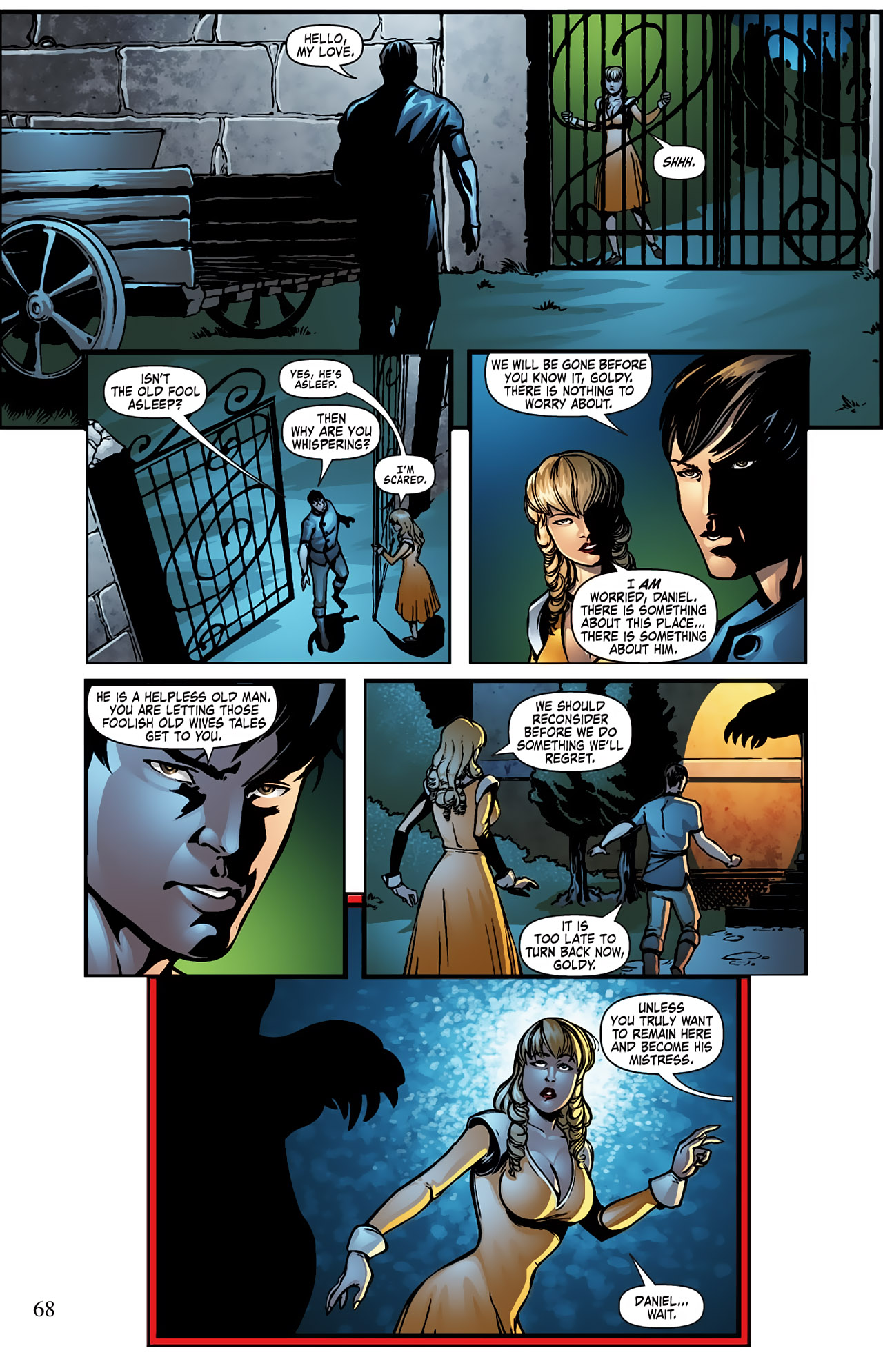 Grimm Fairy Tales (2005) Issue #9 #12 - English 15